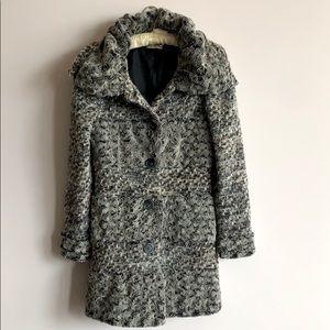 Vegan fur coat